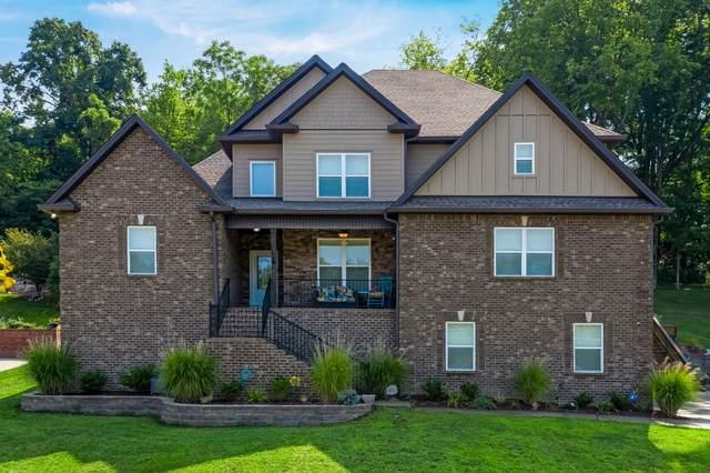 1204 Ben Hill Blvd, Nolensville, TN 37135 (MLS #RTC2275824) :: Berkshire Hathaway HomeServices Woodmont Realty