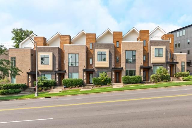 1027 Wedgewood Ave, Nashville, TN 37203 (MLS #RTC2275907) :: DeSelms Real Estate