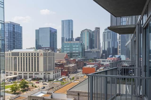 301 Demonbreun St #1101, Nashville, TN 37201 (MLS #RTC2275930) :: FYKES Realty Group
