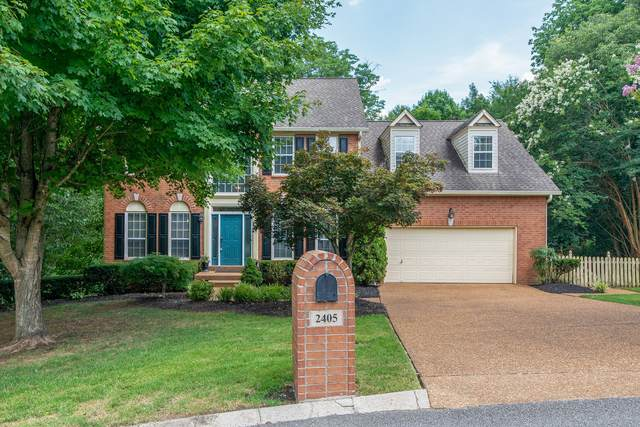 2405 Brookstone Pl, Mount Juliet, TN 37122 (MLS #RTC2276091) :: Armstrong Real Estate