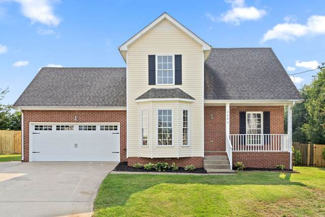 2620 Denver Ct, Clarksville, TN 37040 (MLS #RTC2276157) :: Village Real Estate