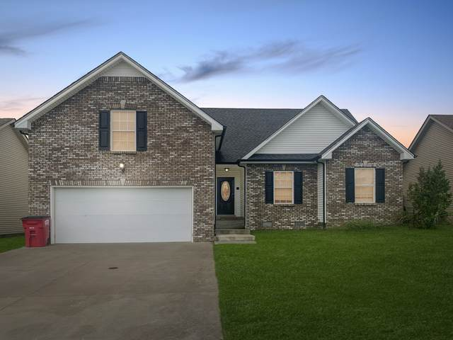 705 Foxfield Dr, Clarksville, TN 37042 (MLS #RTC2276219) :: The Helton Real Estate Group