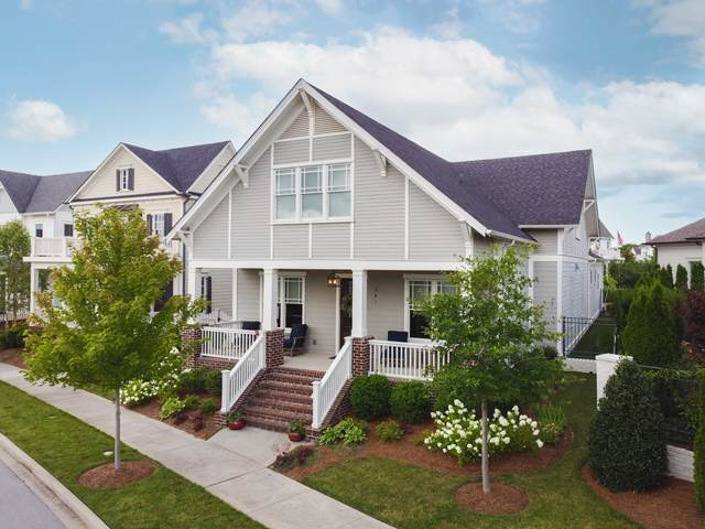 341 Henry Russell St, Franklin, TN 37064 (MLS #RTC2276421) :: Nashville on the Move