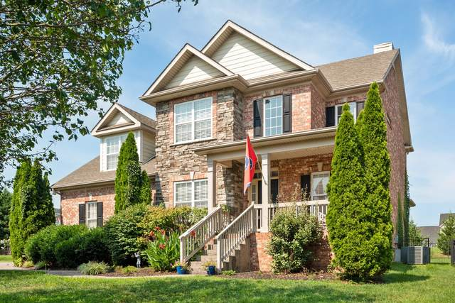 1036 St Hubbins Dr, Spring Hill, TN 37174 (MLS #RTC2276433) :: Nashville on the Move