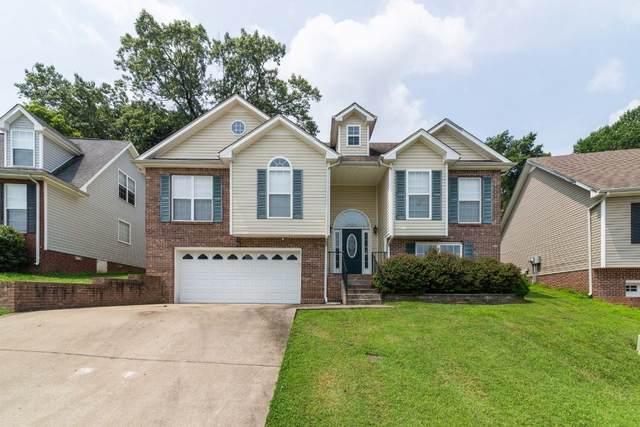 920 Excalibur Dr, Clarksville, TN 37040 (MLS #RTC2276753) :: Village Real Estate