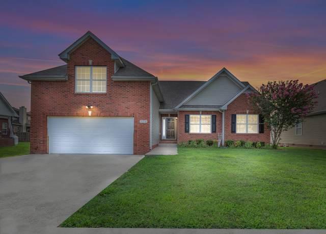 3714 Clearwood Ln, Clarksville, TN 37040 (MLS #RTC2276864) :: DeSelms Real Estate