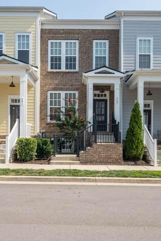 503 Ivor St, Nolensville, TN 37135 (MLS #RTC2277183) :: Village Real Estate
