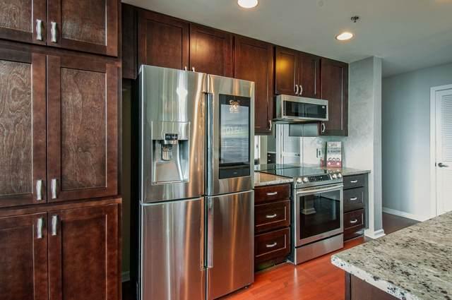 415 Church St #1803, Nashville, TN 37219 (MLS #RTC2277319) :: Team Wilson Real Estate Partners