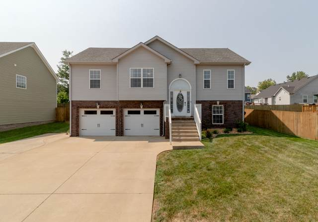 1951 General Neyland Dr, Clarksville, TN 37042 (MLS #RTC2278064) :: Village Real Estate