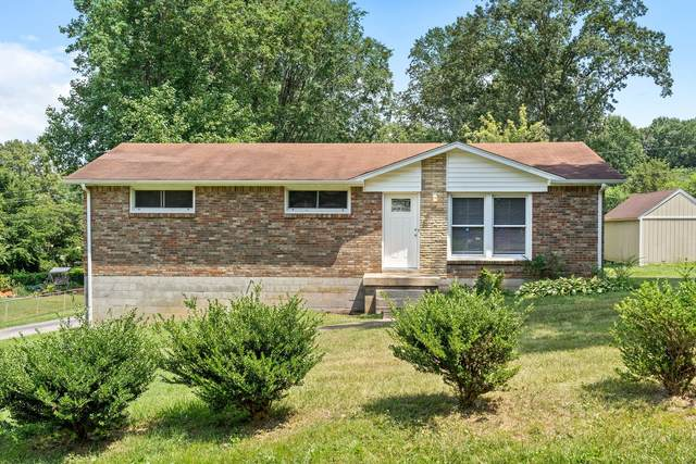 206 Peggy Dr, Clarksville, TN 37042 (MLS #RTC2278189) :: DeSelms Real Estate
