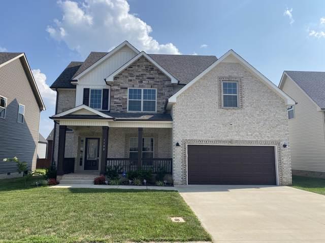 1108 Christian James Ct, Clarksville, TN 37043 (MLS #RTC2278214) :: Candice M. Van Bibber | RE/MAX Fine Homes