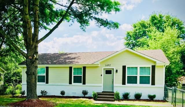 1492 Craig Dr, Clarksville, TN 37042 (MLS #RTC2278341) :: Platinum Realty Partners, LLC