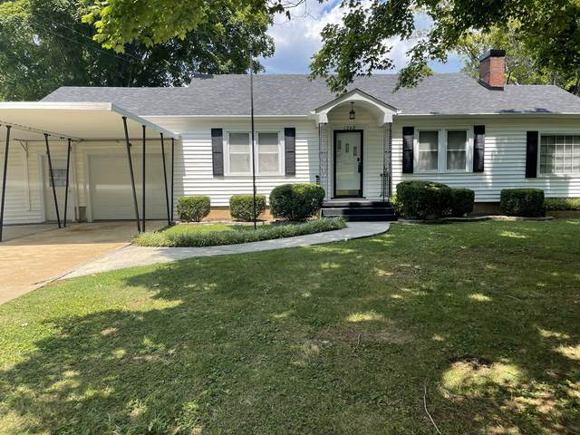 1248 Hampshire Pike, Columbia, TN 38401 (MLS #RTC2278607) :: Ashley Claire Real Estate - Benchmark Realty