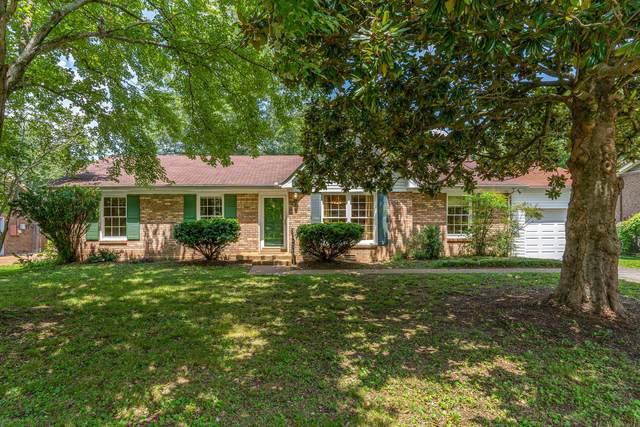 7224 Green Meadows Ln, Nashville, TN 37221 (MLS #RTC2278701) :: Ashley Claire Real Estate - Benchmark Realty