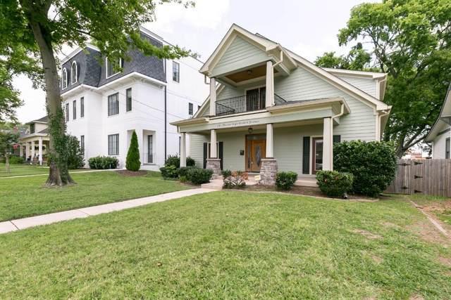 1814 Beech Ave, Nashville, TN 37203 (MLS #RTC2279105) :: DeSelms Real Estate