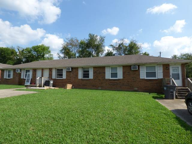 106 Tandy Dr, Clarksville, TN 37042 (MLS #RTC2279129) :: HALO Realty