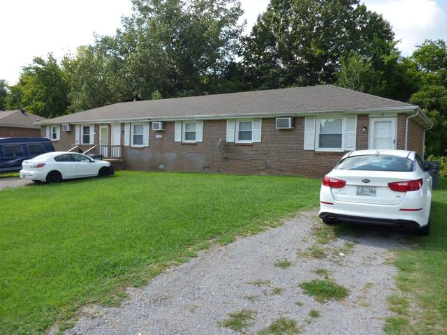 105 Tandy Dr, Clarksville, TN 37042 (MLS #RTC2279130) :: HALO Realty