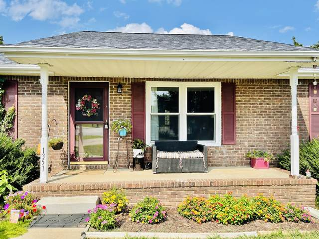 1351 Chucker Dr, Clarksville, TN 37042 (MLS #RTC2279500) :: Maples Realty and Auction Co.