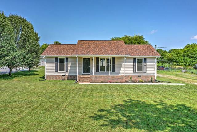 120 Haskins Chapel Rd, Lewisburg, TN 37091 (MLS #RTC2279549) :: The Kelton Group