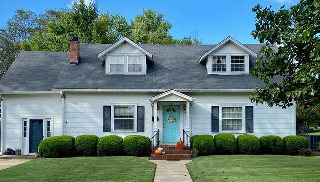 907 Swanson Blvd, Fayetteville, TN 37334 (MLS #RTC2279566) :: Cory Real Estate Services