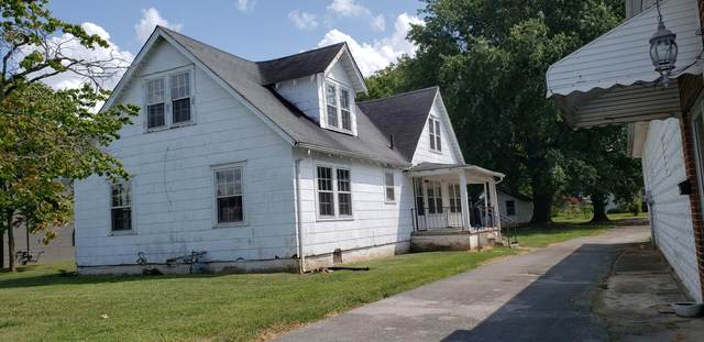 1006 S College St, Winchester, TN 37398 (MLS #RTC2279596) :: John Jones Real Estate LLC