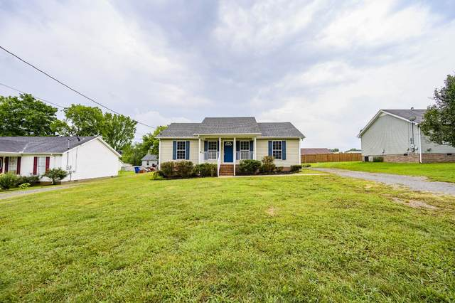 1399 W Lane St, Shelbyville, TN 37160 (MLS #RTC2279708) :: Maples Realty and Auction Co.