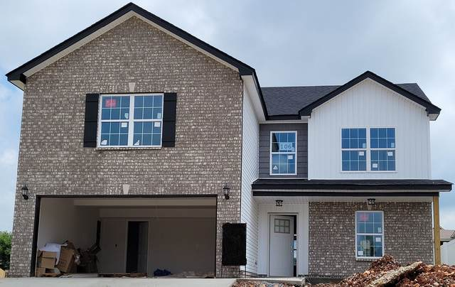 505 Wingfield Ct, Clarksville, TN 37043 (MLS #RTC2280084) :: Cory Real Estate Services