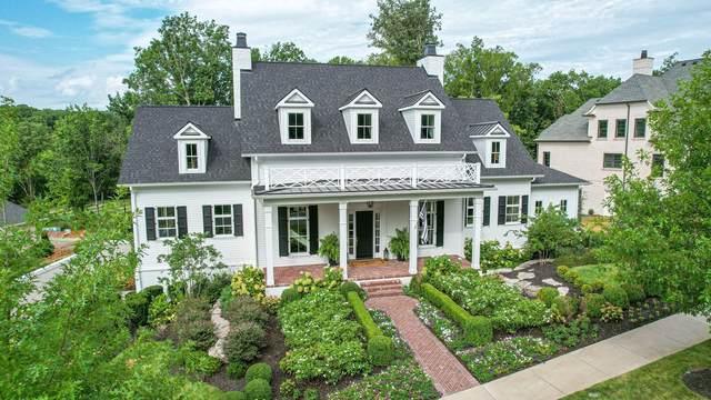 8503 Heirloom Blvd, College Grove, TN 37046 (MLS #RTC2281407) :: DeSelms Real Estate