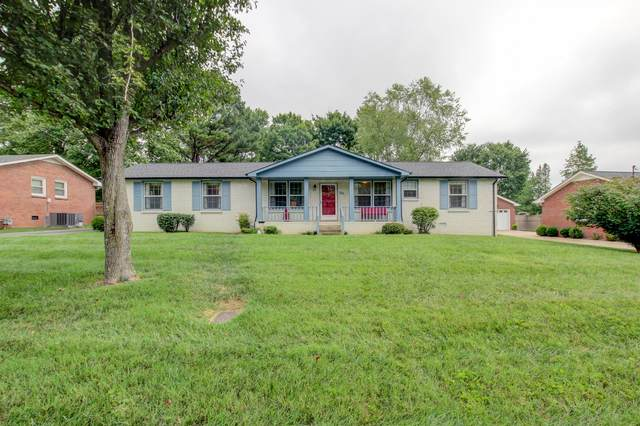 533 Augusta Dr, Hermitage, TN 37076 (MLS #RTC2281925) :: DeSelms Real Estate
