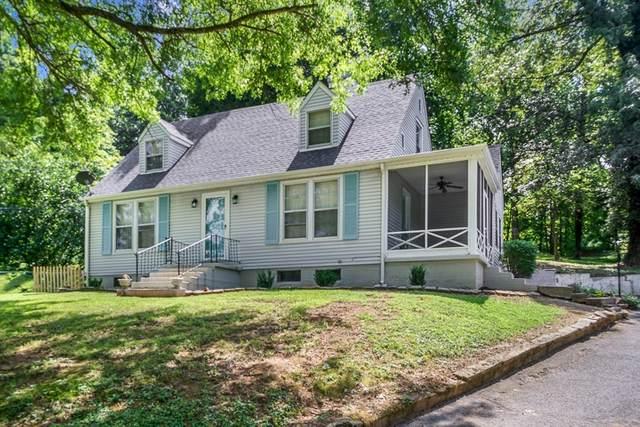 215 Westwood Dr, Mc Minnville, TN 37110 (MLS #RTC2283319) :: RE/MAX Fine Homes