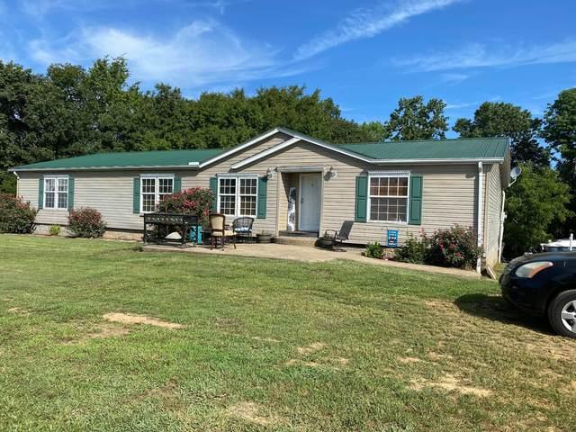 1346 Old Halliburton Rd, Vanleer, TN 37181 (MLS #RTC2283399) :: Village Real Estate