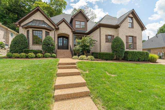 909 Gold Hill Ct, Franklin, TN 37069 (MLS #RTC2283869) :: The Milam Group at Fridrich & Clark Realty