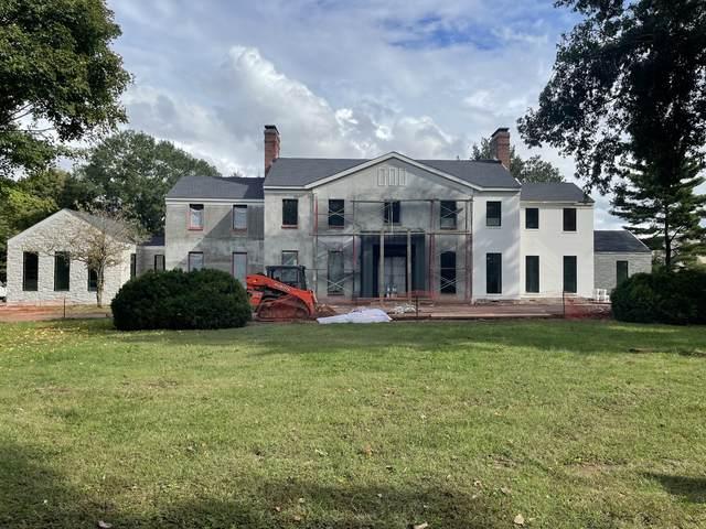 7004 Crews Ln, Lot 19, Brentwood, TN 37027 (MLS #RTC2284007) :: John Jones Real Estate LLC