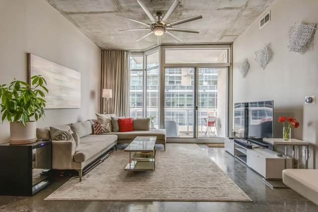 600 12th Ave S #720, Nashville, TN 37203 (MLS #RTC2284113) :: The Home Network by Ashley Griffith