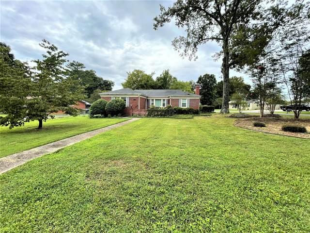 500 Bragg Cir, Tullahoma, TN 37388 (MLS #RTC2284620) :: Nashville Roots
