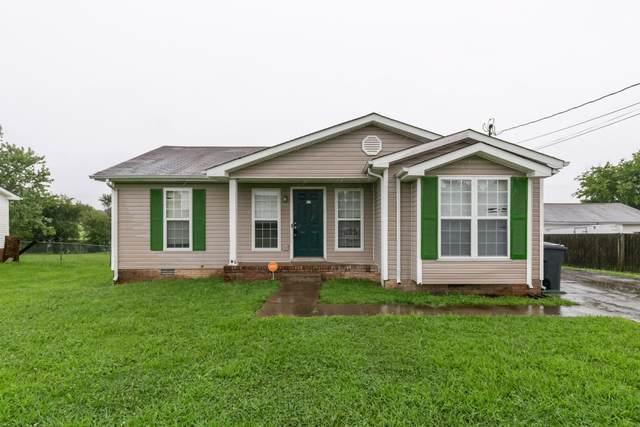 917 Van Buren Ave, Oak Grove, KY 42262 (MLS #RTC2285094) :: Felts Partners