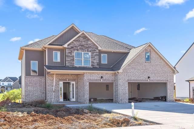 267 Wellington Fields, Clarksville, TN 37043 (MLS #RTC2285146) :: RE/MAX Homes and Estates, Lipman Group