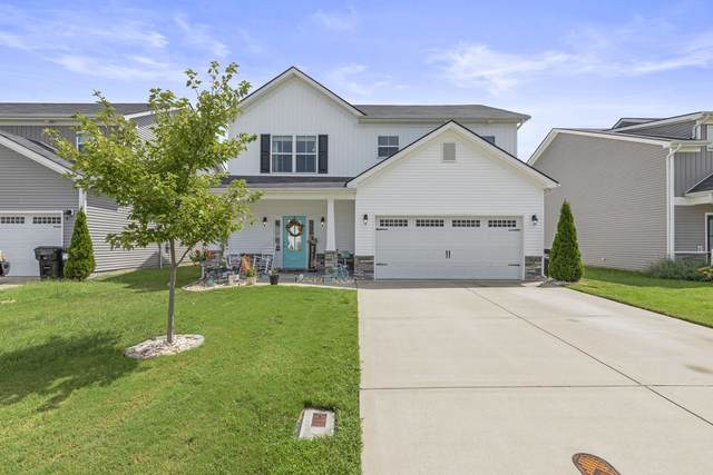 4215 Golden Sun Ct, Murfreesboro, TN 37127 (MLS #RTC2285238) :: The Home Network by Ashley Griffith