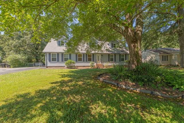 206 Marbeth Ln, Tullahoma, TN 37388 (MLS #RTC2286716) :: The Home Network by Ashley Griffith