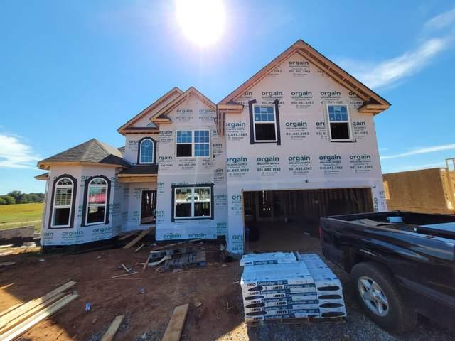 641 Farmington, Clarksville, TN 37043 (MLS #RTC2287086) :: Cory Real Estate Services