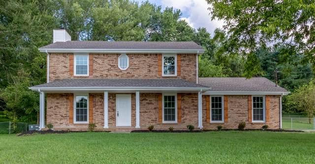 1911 Claymont Dr, Clarksville, TN 37040 (MLS #RTC2287300) :: Kimberly Harris Homes