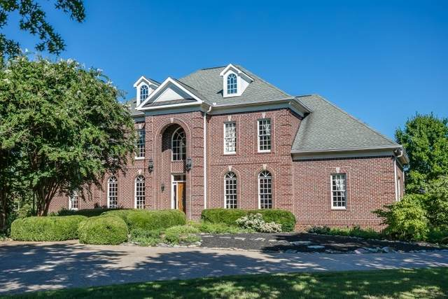 5102 Yale Ct, Brentwood, TN 37027 (MLS #RTC2287456) :: Morrell Property Collective | Compass RE