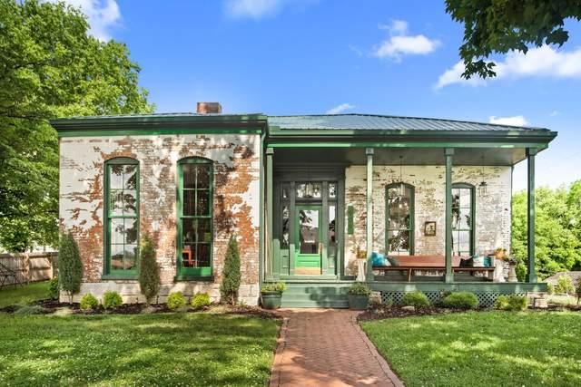 909 Manila Ave, Nashville, TN 37206 (MLS #RTC2287510) :: John Jones Real Estate LLC
