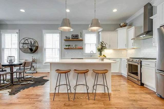 1724B 4th Ave N, Nashville, TN 37208 (MLS #RTC2287578) :: Village Real Estate