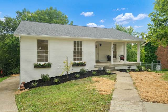 207 Township Dr, Hendersonville, TN 37075 (MLS #RTC2287587) :: Cory Real Estate Services