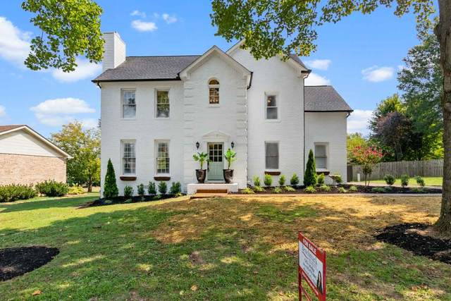 3056 Liberty Hills Dr, Franklin, TN 37067 (MLS #RTC2287836) :: Morrell Property Collective | Compass RE
