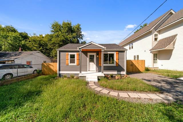 305 Edith Ave, Nashville, TN 37207 (MLS #RTC2287911) :: The Milam Group at Fridrich & Clark Realty