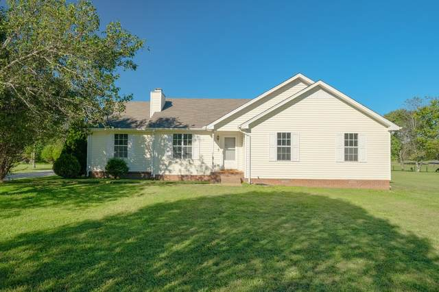 2594 S Mount Pleasant Rd, Greenbrier, TN 37073 (MLS #RTC2288715) :: The Home Network by Ashley Griffith