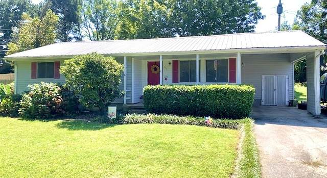 813 Maplehill Dr, Tullahoma, TN 37388 (MLS #RTC2288754) :: The DANIEL Team | Reliant Realty ERA