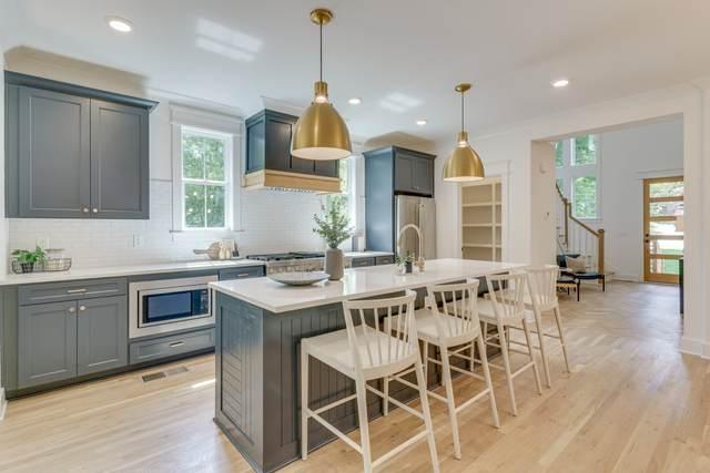 302 Chamberlin St, Nashville, TN 37209 (MLS #RTC2288865) :: Village Real Estate